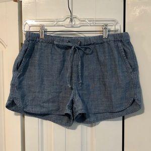 J Crew Factory linen shorts